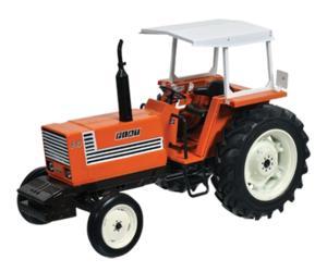 Replica tractor FIAT 880 Canoppee