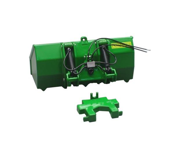 Miniatura cazo verde - Ítem1