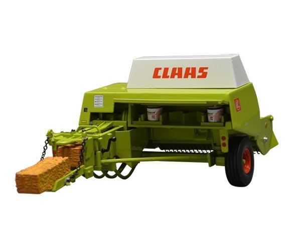 Replica empacadora CLAAS Markant 65