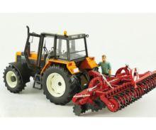Réplica tractor RENAULT 120 54 TZ Replicagri REP122 - Ítem2