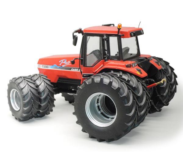 Replica tractor CASE IH Magnum 7230 Pro ruedas gemelas Replicagri Rep138 - Ítem1