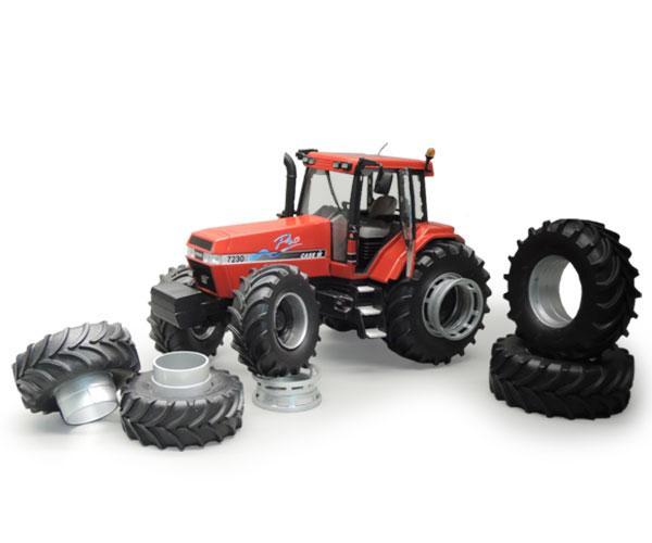 Replica tractor CASE IH Magnum 7230 Pro ruedas gemelas Replicagri Rep138 - Ítem2