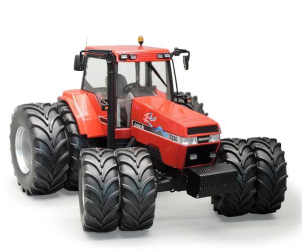 Replica tractor CASE IH Magnum 7230 Pro ruedas gemelas Replicagri Rep138