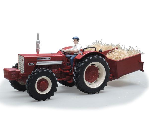 Miniatura caja transporte tractor Replicagri REP0140 - Ítem1