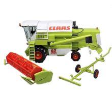 Réplica cosechadora CLAAS Dominator 88S Replicagri Rep168 - Ítem1