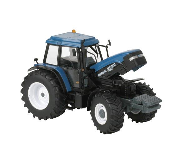 tractor new holland 8560 - Ítem1