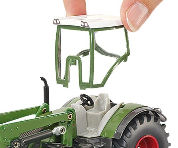 tractor fendt 936 con pala - Ítem1