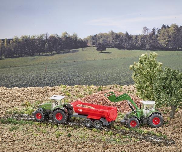 tractor fendt 936 con pala - Ítem4
