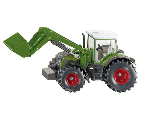 tractor fendt 936 con pala