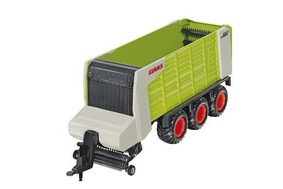 Miniatura remolque CLAAS Cargo