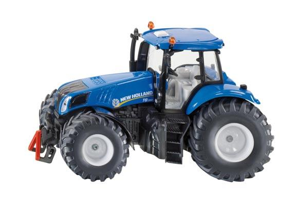 Miniatura tractor NEW HOLLAND T8.390