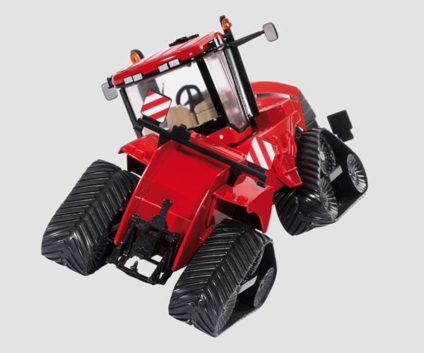 Miniatura tractor CASE IH Quadrac 600 - Ítem2