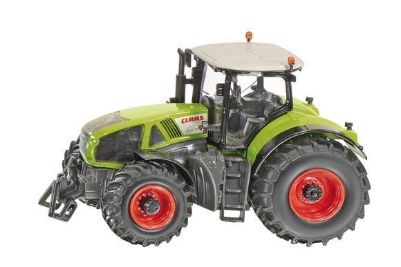 Miniatura tractor CLAAS Axion 950