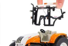 Miniatura tractor de servicios STEYR 6240 CVT - Ítem2