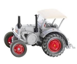 Miniatura tractor LANZ Bulldog