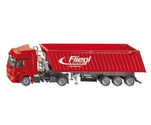 Miniatura camion con remoque FLIEGL