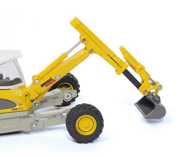 Miniatura excavadora MENZI Muck M545 Siku 3548 - Ítem1
