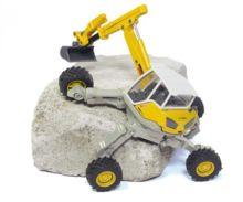 Miniatura excavadora MENZI Muck M545 Siku 3548 - Ítem3