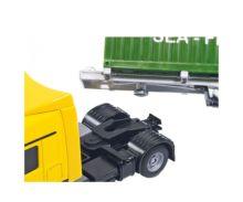 Miniatura camión MERCEDES BENZ LKW transporte contenedores Siku 3921 - Ítem3