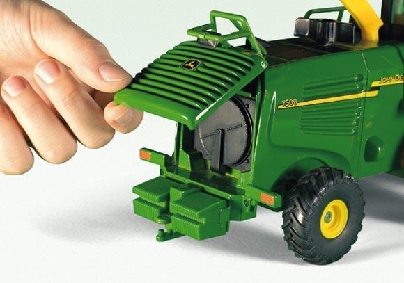 Miniatura picadora JOHN DEERE 7500 - Ítem1