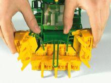 Miniatura picadora JOHN DEERE 7500 - Ítem3