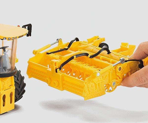 Miniatura cosechadora de remolacha ROPA euroTIGER - Ítem4