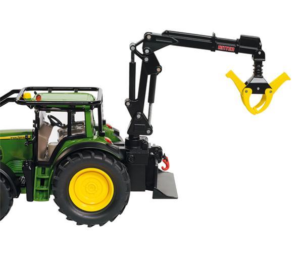 Miniatura tractor forestal JOHN DEERE - Ítem1