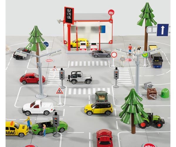 Circuito urbano SikuWORLD - Ítem4