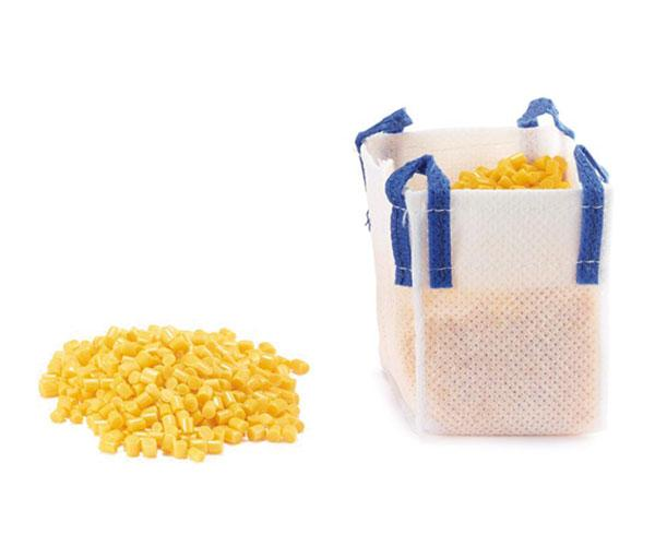 Granulado amarillo