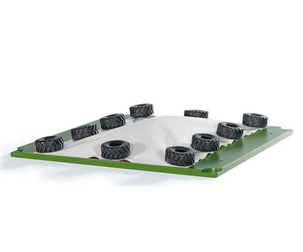 Toldo y neumáticos Siku 5698 - Ítem1