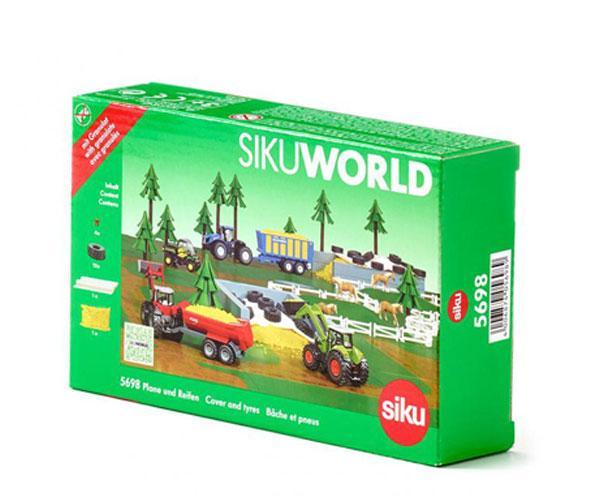 Toldo y neumáticos Siku 5698 - Ítem4