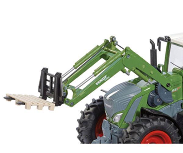 Tractor RC radio control FENDT 939 Vario Siku 6778 - Ítem2