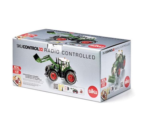 Tractor RC radio control FENDT 939 Vario Siku 6778 - Ítem3