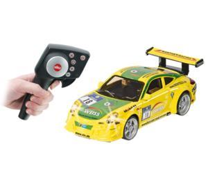 Miniatura coche de carreras PORSCHE 911 GT3 RSR