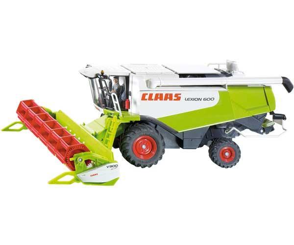 cosechadora CLAAS Lexion 600