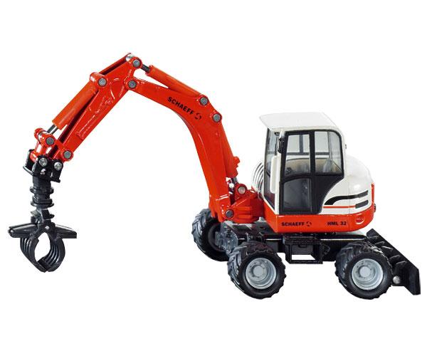 Miniatura excavadora compacta SCHAEFF HML32
