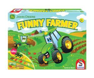 Juego Funny Farmer John Deere Schmidt 40568