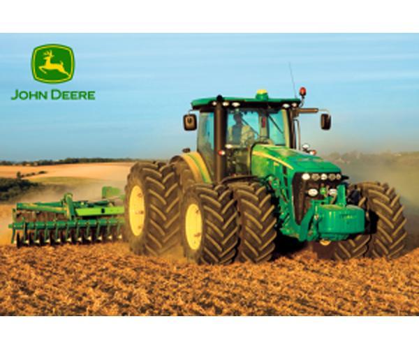 Puzzle tractor JOHN DEERE 8270R de 200 piezas - Ítem1