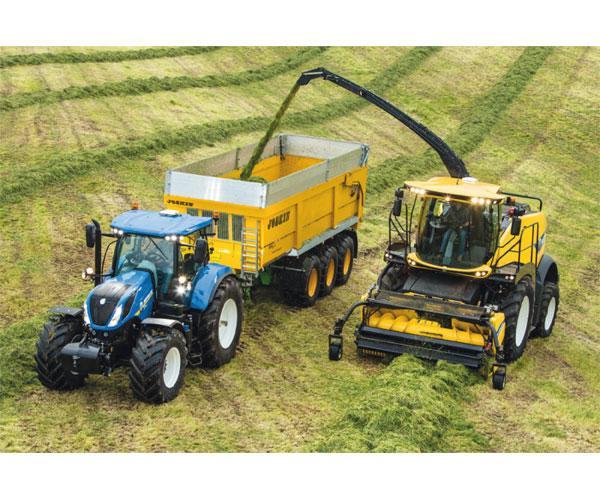 Puzzles tractores New HOLLAND Schmidt 56214 - Ítem2