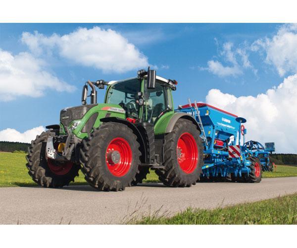 Puzzles tractores y cosechadora FENDT Schmidt 56221 - Ítem1