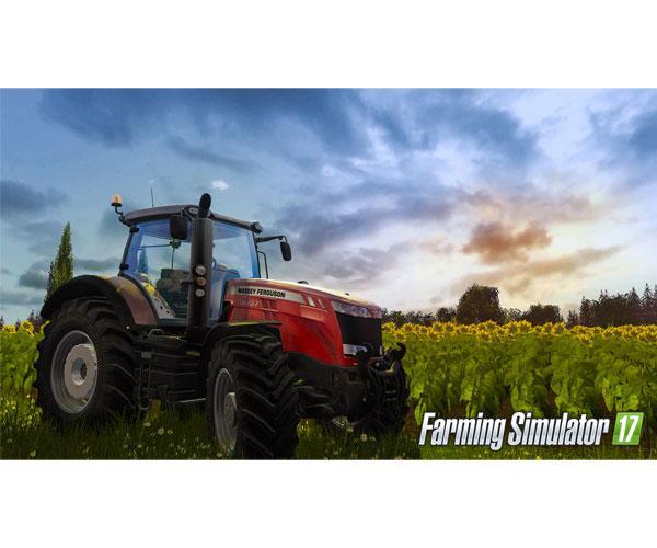Juego consola Farming Simulator 2017 para XBOX en español B51023 - Ítem1