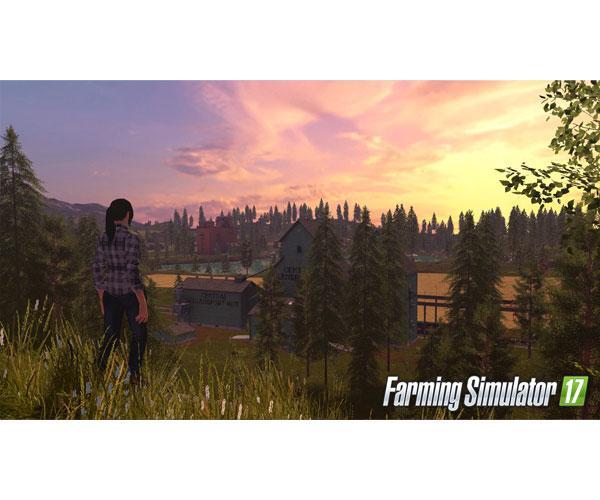 Juego PC Farming Simulator 2017 en español
