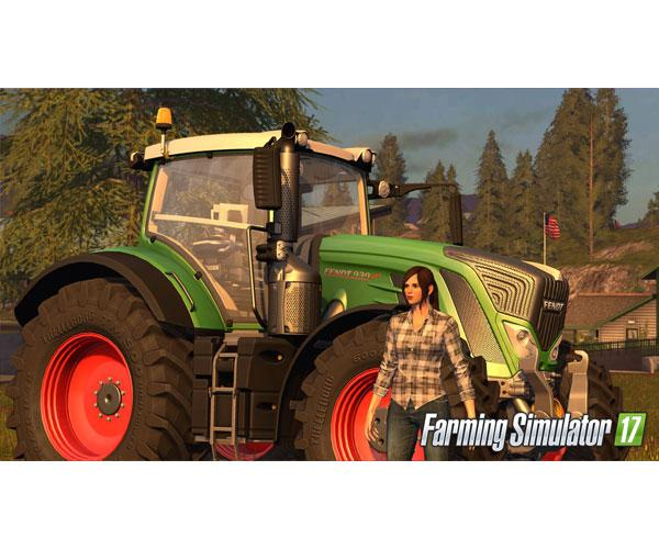 Juego consola Farming Simulator 2017 para XBOX en español B51023 - Ítem7