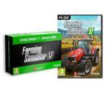 Juego PC Farming Simulator 2017 Collector's Edition en español B51025