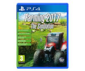 Juego consola Professional Farmer 2017 para PS4