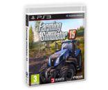 Juego consola Farming Simulator 2015 para PS3 en español