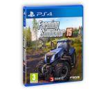 Juego consola Farming Simulator 2015 para PS4 en español