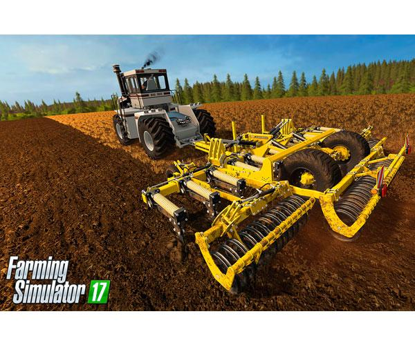 Juego PC Farming Simulator 17 Official expansion BIG BUD - Ítem1
