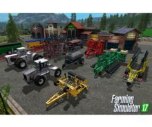 Juego PC Farming Simulator 17 Official expansion BIG BUD - Ítem5