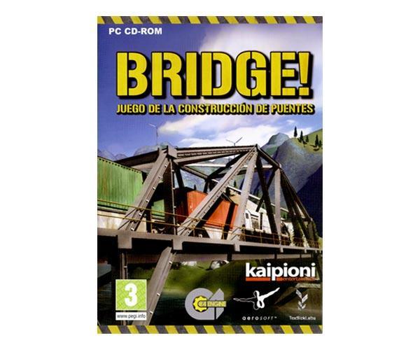 Juego PC Simulador de construccion de puentes en español